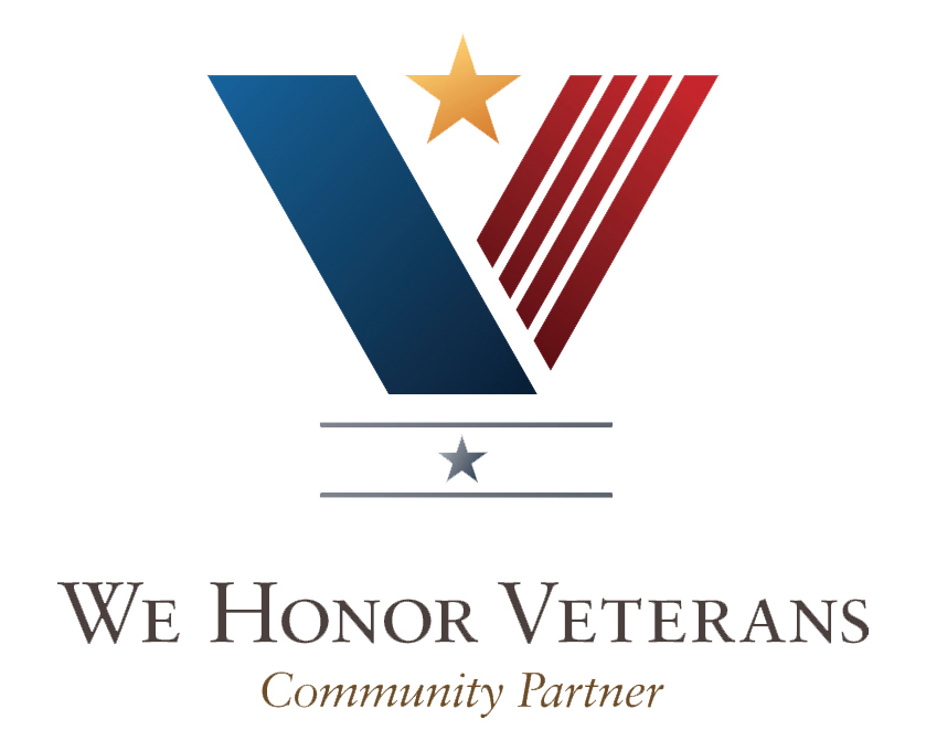 We Honor Veterans Community Partner